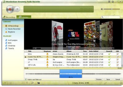 Wondershare Streaming Recorder